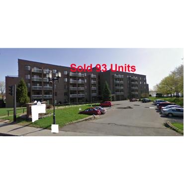 93 Units apartment building