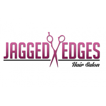 Jagged Edges Hair Salon PROFILE.logo