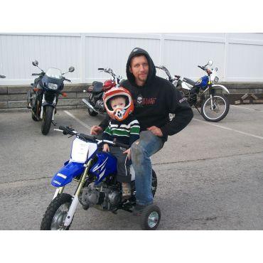 New Generation of Riders