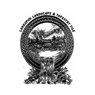 Larkspur Landscapes & Tapestry Tile logo