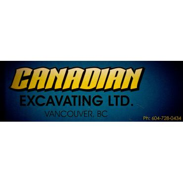 Canadian Excavating Ltd logo