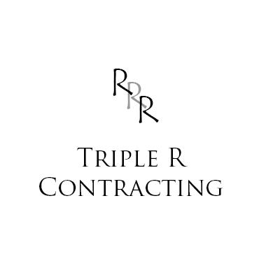 Triple R Contracting logo