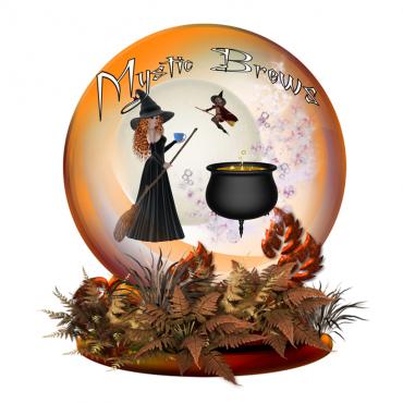 Mystic Brews logo