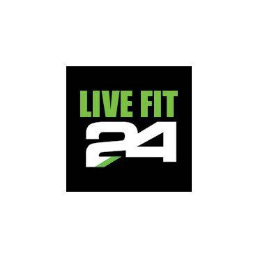 LIVEFIT24 PROFILE.logo