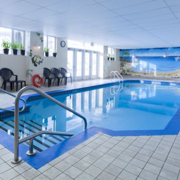 Le Cavalier, piscine