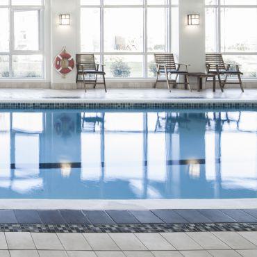 L'Avantage, piscine