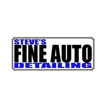 Steve's Fine Auto Detailing logo