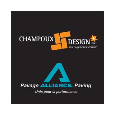 Champoux Design Inc. logo