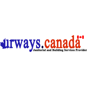 URWAYS Janitorial Services logo
