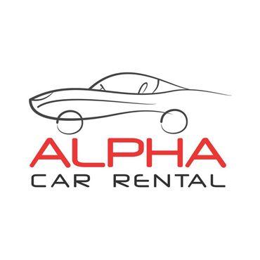Alpha Car Rental logo