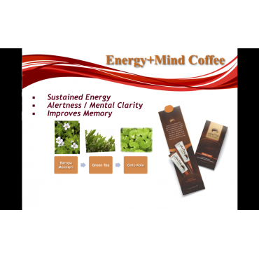 Energy + Mind Coffee