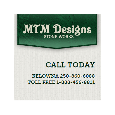 MTM Designs Stone Works logo