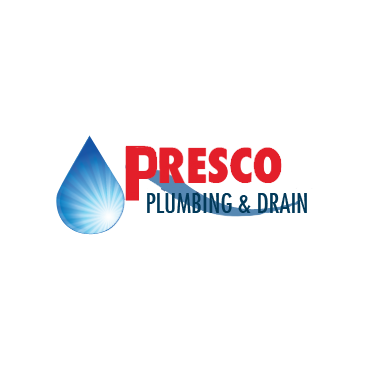 Presco Plumbing and Drain logo