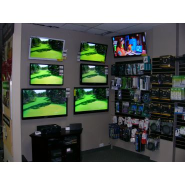 Large selection of TV's & Accessories