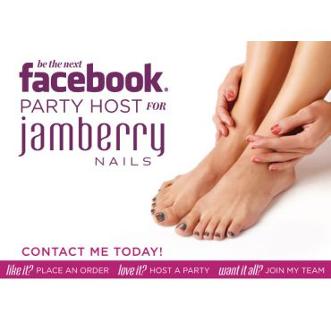 Party in house or online=free wraps
