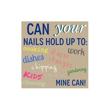 Tough as nails?
