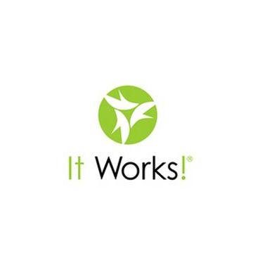 It Works Independent Distributor Kairi Hunter logo