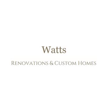Watts Renovations & Custom Homes PROFILE.logo
