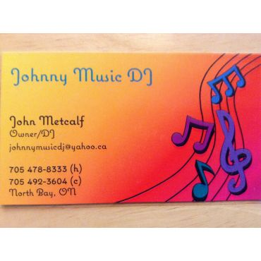 Johnny Music DJ PROFILE.logo