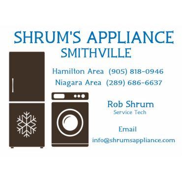 Shrum's Appliance PROFILE.logo