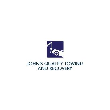 John's Quality Towing and Recovery 2014 Lindsay Inc PROFILE.logo
