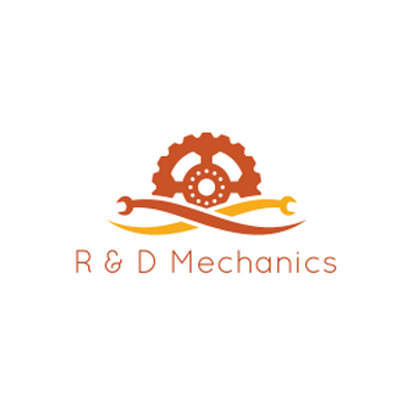 R & D Mechanics logo