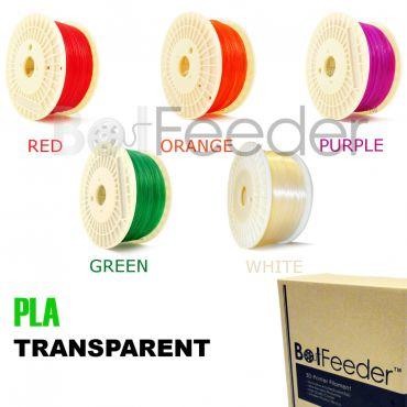 BotFeeder Premium PLA Transparent Filame