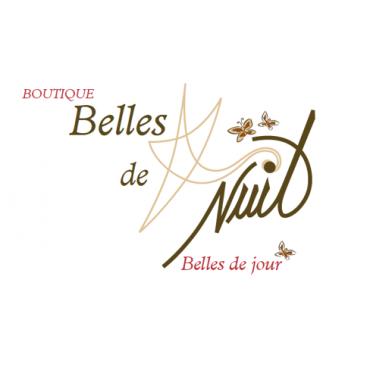 Boutique Belles de nuit Belles de jour logo