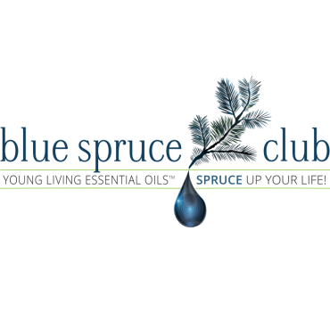 Blue Spruce Club - Young Living Essential Oils - Independent Distributor PROFILE.logo