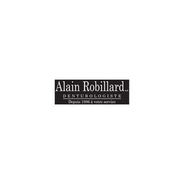 Alain Robillard Denturologiste PROFILE.logo