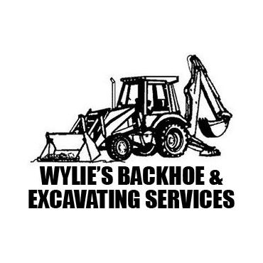 Wylie's Backhoe and Excavating Services logo