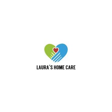 Laura's Home Care logo