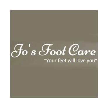 Jo's Foot Care logo