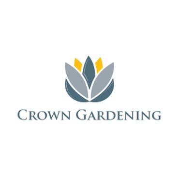 Crown Gardening logo