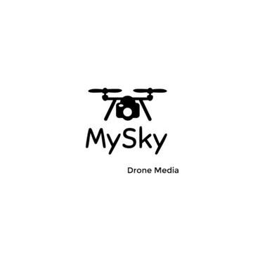 MySky Drone Media logo