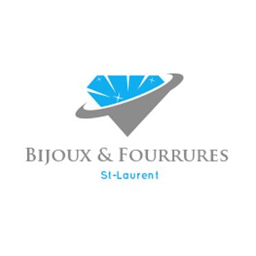 Bijoux & Fourrures St-Laurent logo