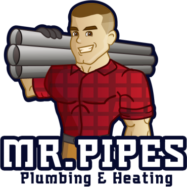 Mr. Pipes Plumbing and Heating logo