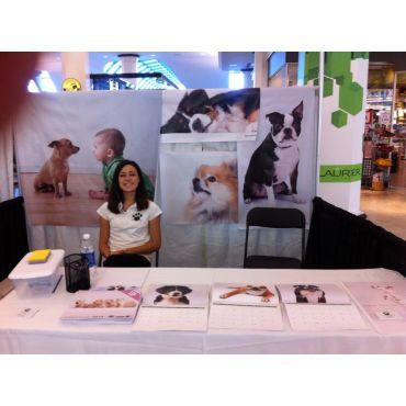 Salon Info Canin, Laurier Québec