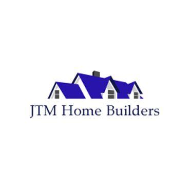 JTM Home Builders logo