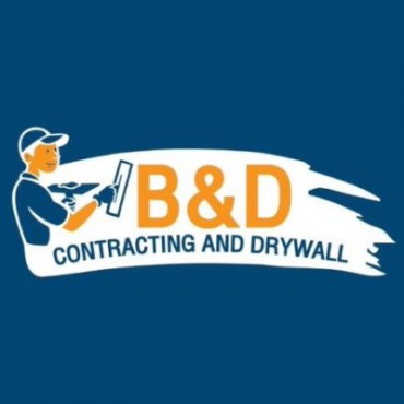 B & D Contracting and Drywall PROFILE.logo