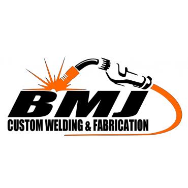 BMJ Custom Welding & Fabrication PROFILE.logo