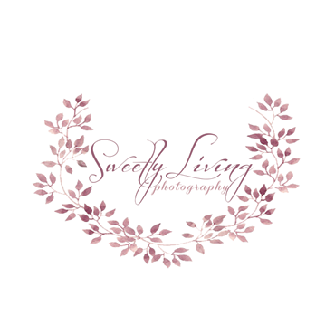 Sweetly Living Photography PROFILE.logo