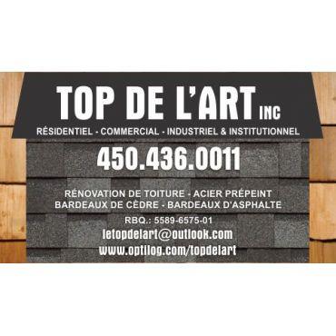 Top De L'art Inc PROFILE.logo
