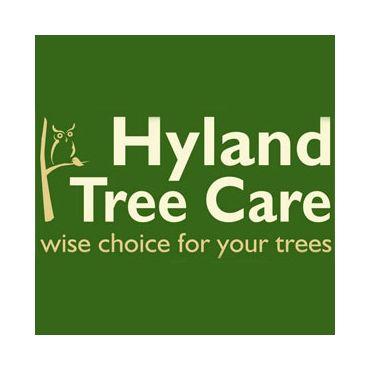 Hyland Tree Care logo
