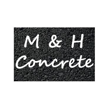 M & H Concrete PROFILE.logo