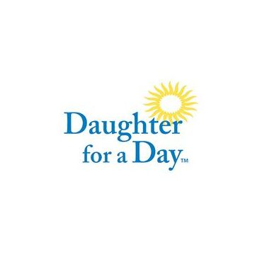 Daughter for a Day and Seniors Care logo