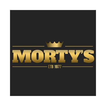 Morty's Driving School logo