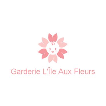 Garderie L'Île Aux Fleurs PROFILE.logo