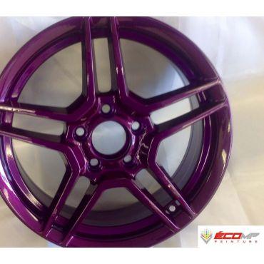 Illusion violet