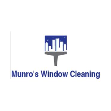 Munro's Window Cleaning logo
